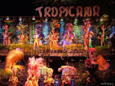 Cuba Tropicana ハバナ トロピカーナ