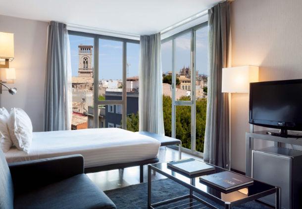 スペインのマリオットホテル