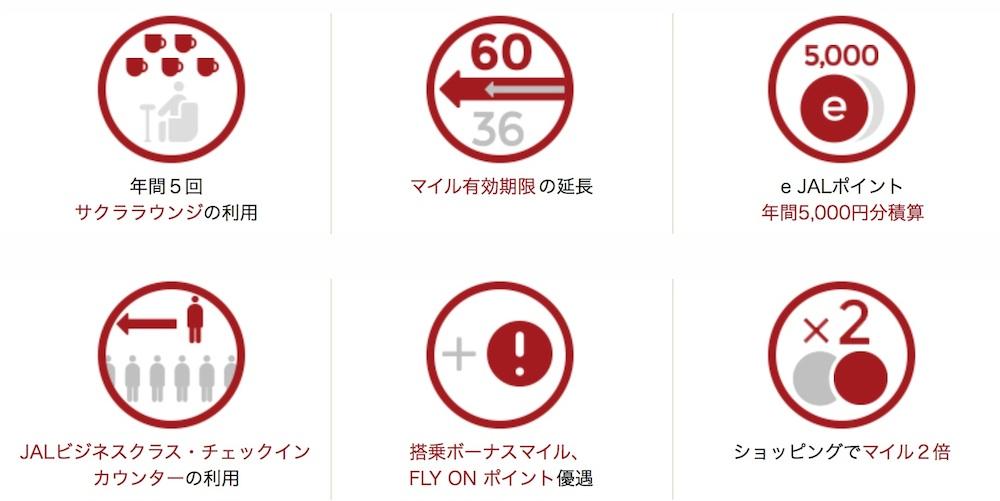 JAL CLUB EST JAL上級会員級! 超豪華7つの特典とは?