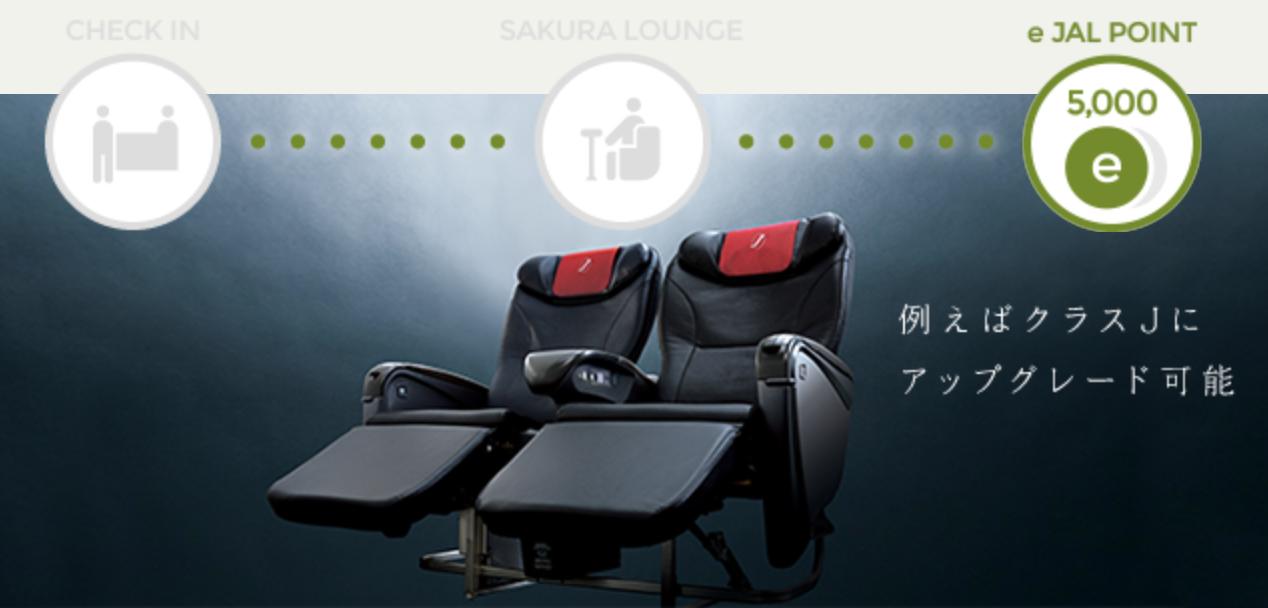 毎年e JAL ポイント5,000円!100マイルで少額交換できる特典