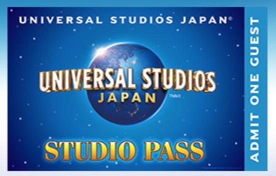 JALマイルと交換できるユニバーサルジャパンのチケット