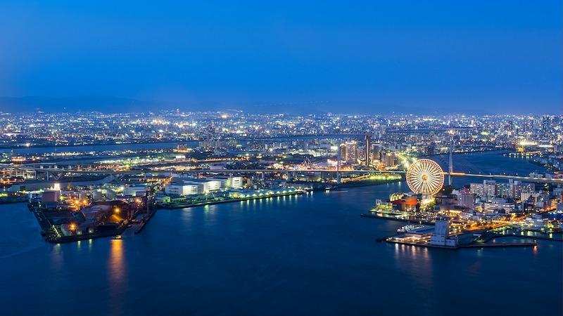 マイルを使った大阪家族旅行