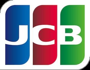 JCBのロゴ(国際ブランド)