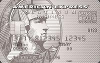 セゾンビジネスプラチナアメリカンエクスプレスカード譜面