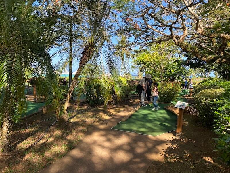 PICグアムパターゴルフ