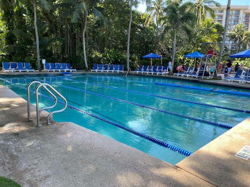 グアムPIC競技用プール