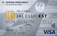 JAL club estのカード譜面