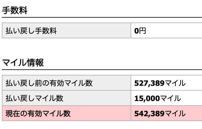 コロナ対策JAL特典航空券変更方法8