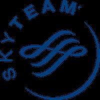 スカイチーム航空連合のロゴ