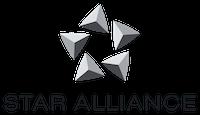 スターアライアンス航空連合のロゴ