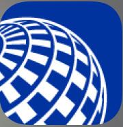 ユナイテッド航空のロゴ