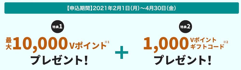 三井住友カード(NL)の新規入会&利用特典
