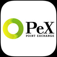 pexのロゴ