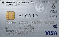 JAL東急カードVISAのロゴ